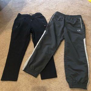 2 gap a sports boys pants